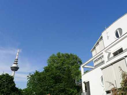 In direkter Luisenparklage - Exklusives Penthouse in moderner Stadtvilla!