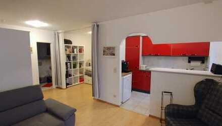Schöne, geräumige 1 Zimmer Wohnung in Königsbrunn