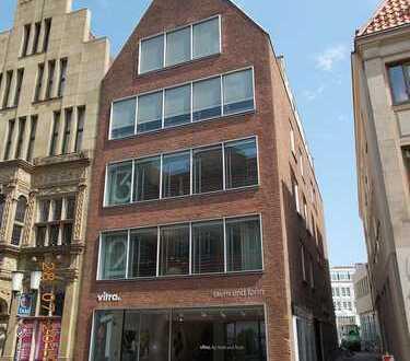 1-Zimmer-Appartement im Dachgeschoss mit Bad/WC in Gemeinschaftsnutzung