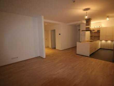 Zentrale Wohnung in den Marienterrassen mit Miele Luxus Küche