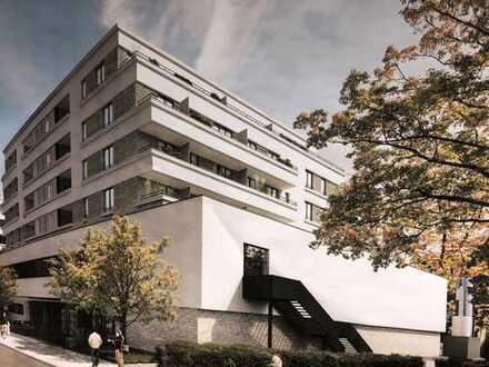 Single-Wohnung im Neubau am Langenhorner Markt