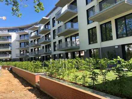 Erstbezug: exklusive 4-Zimmer-EG-Wohnung mit Terrasse/Garten in zentraler Lage von Braunschweig