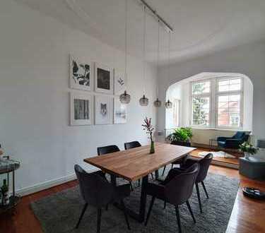Exklusive möblierte 3ZKB mit Balkon in bester Lage in Heidelberg zur Zwischenmiete