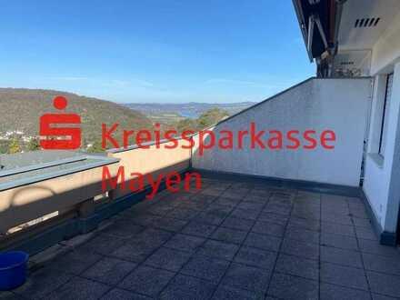 Attraktive Etagenwohnung mit großer Terrasse