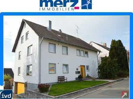 Großzügige 3,5-Zimmer-Wohnung im Grünen