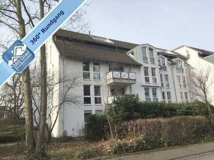 Charmante und gepflegte Eigentumswohnung mit großzügiger Loggia in Königswinter-Niederdollendorf