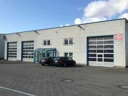 Werkstatt mit Büro/Gewerbefläche/Lager in Altentreptow zu vermieten