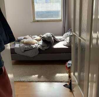 helle 2-Zimmer-Wohnung   47 m²   Tageslichtbad   Gartenmitbenutzung