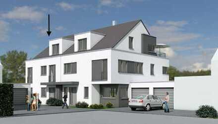 Niederkassel-Mondorf: Erstbezug moderne drei Zimmer Wohnung