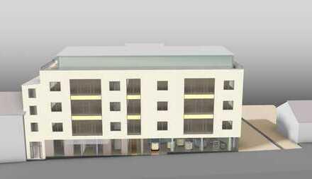 Neubau eines Ärztehauses (Büro und Praxisflächen noch frei)