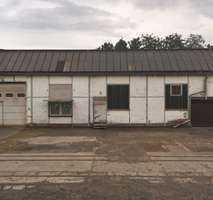 Lagerhalle(n) und Stellplätze zu vermieten in guter Lage.