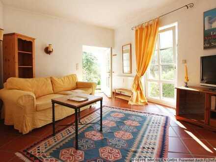 Möblierte Apartmentwohnung in idyllischer Lage nahe Bautzen