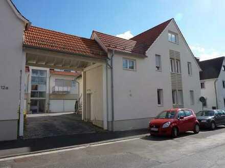 Seniorengerechte Erdgeschosswohnung mit Terrasse in schöner Wohneinheit