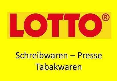 KLEINES LOTTO-TABAK-PRESSE-SCHREIBWARENGESCHÄFT, ABL. 35.000€ inkl. WARE