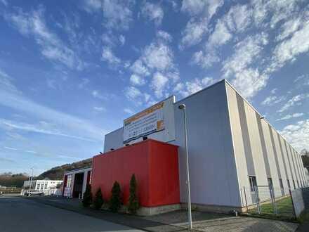 Chancen '21: Moderne Gewerbehallen, kurzfristig verfügbar