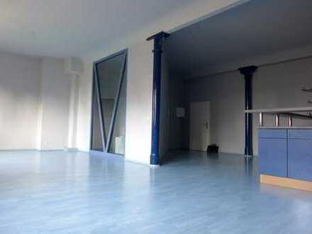 Große 1-Zimmer Loftwohnung nahe Bahnhof!