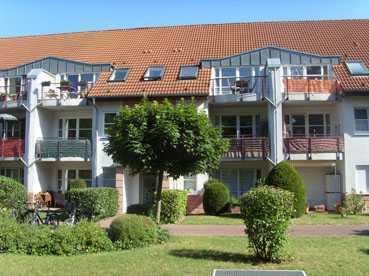 Sehr gemütliche Wohnung in Köln-Junkersdorf mit traumhaften Blick ins Grüne (Erbpacht)