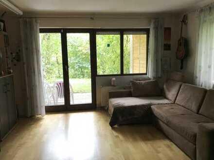 Schöne 3 Zimmer Wohnung, EG, Garten, TG, provisionsfrei, Augsburg, Universitätsviertel