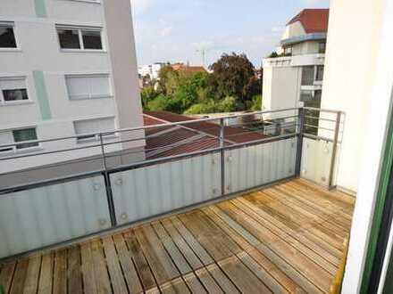Traumhafte 2 ZKB, EBK-Ablöse möglich, großer Balkon, Zentralheizung - in Zentrumsnähe