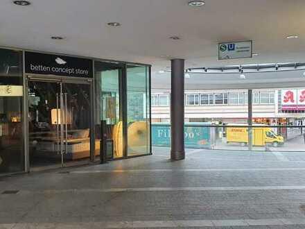 attraktive und stark frequentierte Einzelhandelsfläche an einem der Top Standorte Stuttgarts
