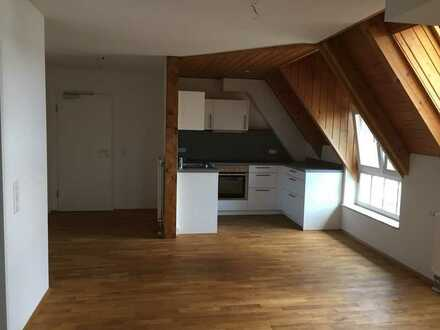 2-Zimmer-Wohnung mit Balkon und EBK in Aalen Stadtmitte