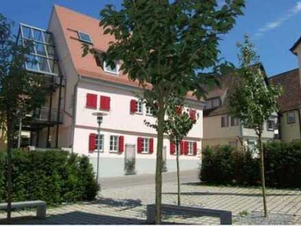 Altstadtjuwel - hochwertig sanierte EG-ETW mit viel Flair