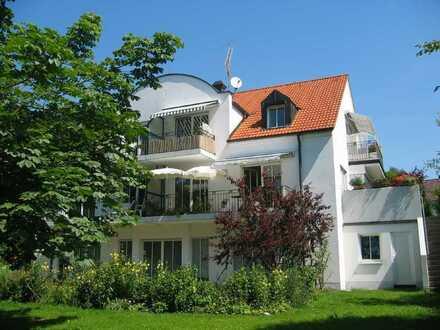 Wunderschöne, helle 3-Zimmerwohnung im Grünen