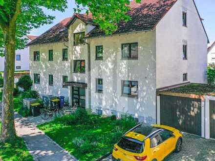 GEIS | Freundliche 3 ZKB-Wohnung im Erdgeschosswohung vor den Toren Aichachs!!!