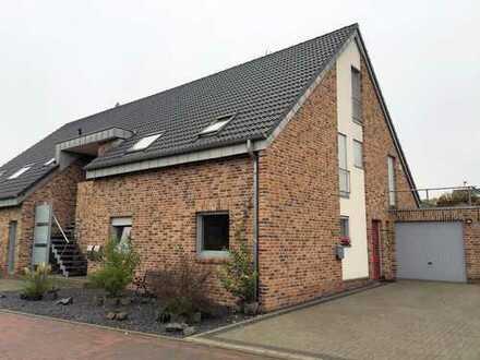 Moderne Eigentumswohnung (EG) mit Garten und Garage in Goch - Pfalzdorf