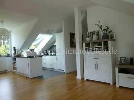 *Exklusiv* Sehr schöne Dachgeschosswohnung Hoberge / Dornberg
