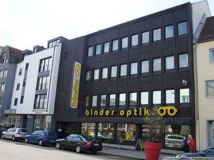 Ladengeschäft im Neu-Ulmer Stadtzentrum