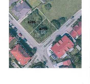 Maximiliansau: 2 Grundstücke für Doppelhausbebauung