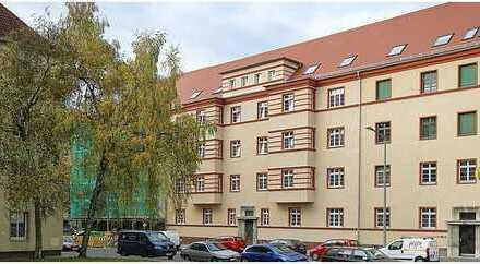 Kleine vermietete Wohnung in Leipzig - Eutritzsch
