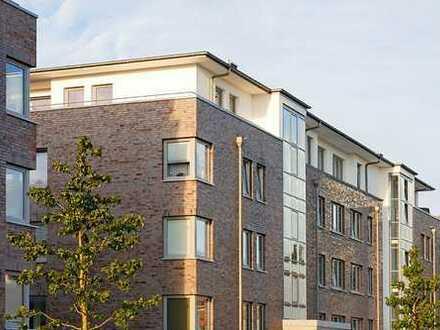 Moderne, großzügige 4-Zimmer-Wohnung mit Terrasse und Tiefgaragenplatz