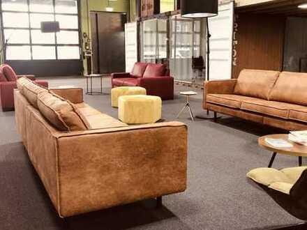 Büros für 4-15 Mitarbeiter mit Meetingräumen und Cafeteria
