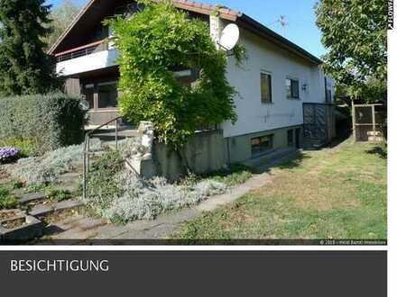 Einfamilienhaus mit großen Grundstück in traumhafter Lage von Hochdorf zu verkaufen