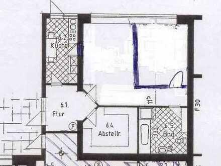 Gepflegte 2-Zimmer-Erdgeschosswohnung mit Terrasse und EBK in Edewecht