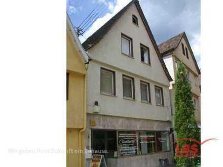 Wohn/ Geschäftshaus mitten in Calw