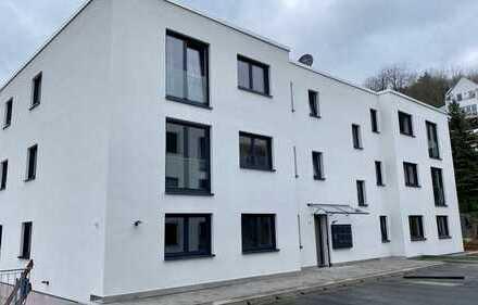 Barrierefreie 2-Zimmer-Whg. in Birkenau mit großem Balkon und Aufzug