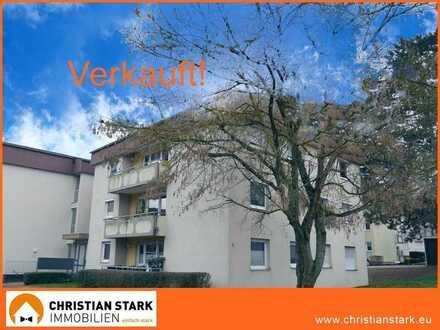 Kapitalanleger aufgepasst: sehr gepflegte 2 Zimmer-Wohnung mit netter Mieterin!