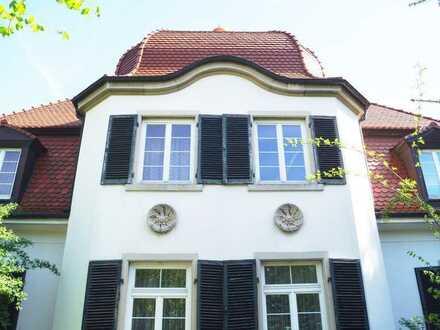 Die Villa Winkler - Wohnen Sie in repräsentativem Ambiente!