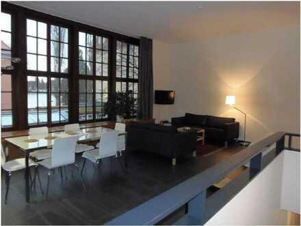 Stilvolle 3-Zimmer-Maisonette-Wohnung in Lindau - Insel