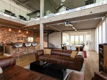 Elegantes Büro im Loftdesign in direkter Nähe zum ICE-Bahnhof