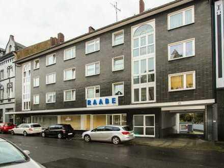 Solide Immobilie! Gepflegtes Wohn-und Geschäftshaus