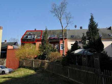 DG-Wohnung mit sonnigem Balkon, Garage und Einbauküche!