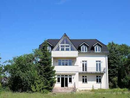 Große Mehrfamilienvilla   3-4 Wohnungen (421 m²) auf ca. 1000 m² Grundstück: Garten,Terrasse,Garage!