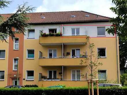 Kürzlich sanierte Single-Wohnung mit Balkon (2. Obergeschoß) in Essen Stadtwald