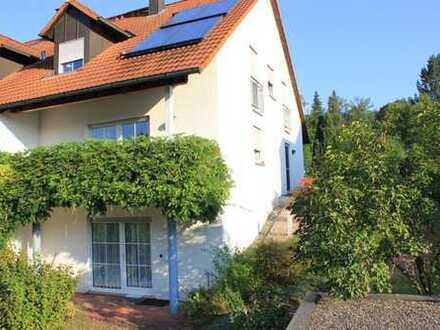 Einliegerwohnung in Kulmbach in Südlage mit Terrasse, eigener Eingang, Rebenstraße
