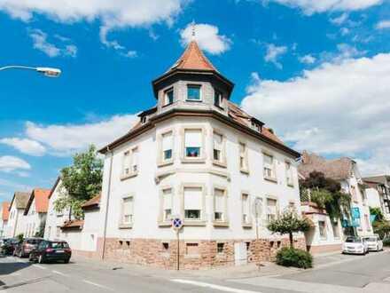 Helle Maisonette Dachgeschoss Wohnung mit wunderschönen Blick auf die Berge