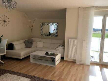 Neuwertige 3 Zimmer-Wohnung mit 95qm Wohnfläche